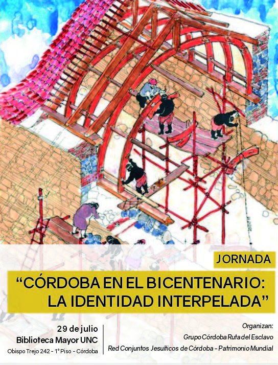 JORNADA CORDOBA EN EL BICENTENARIO LA IDENTIDAD INTERPELADA
