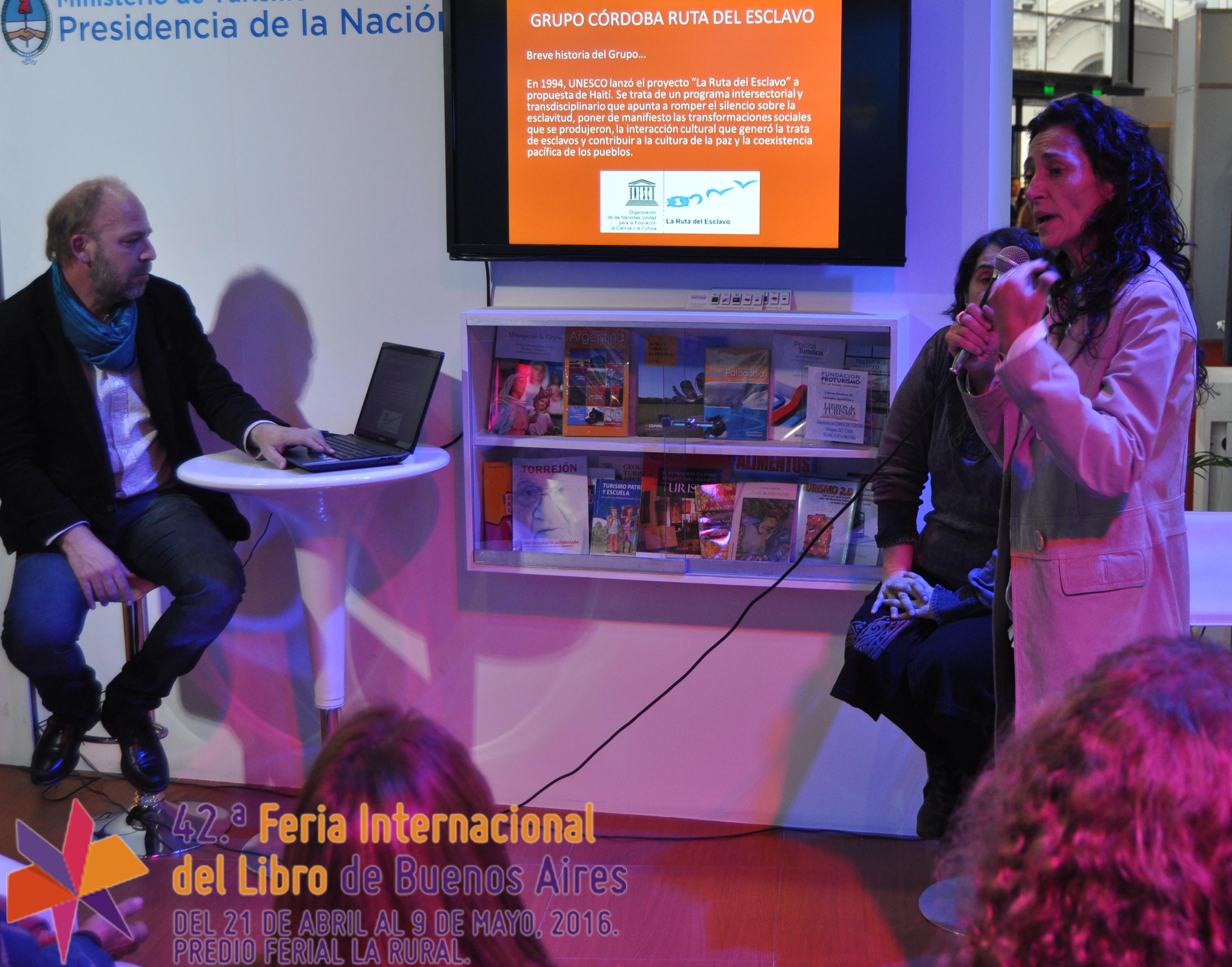 Silvia-Ruibal-Ruta-del-Esclavo-Cordoba-UNESCO-Feria-Libro