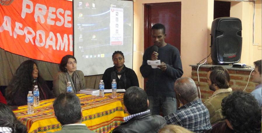 a- III jornadas Afro - Maria jose Becerra