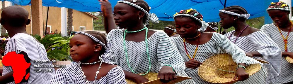 Programa de Estudios Africanos CEA – UNC